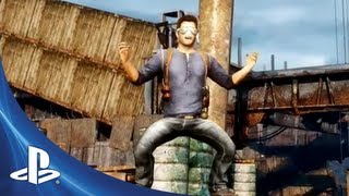 UNCHARTED 3: Drake's Deception™ - New Multiplayer Items and Taunts Video