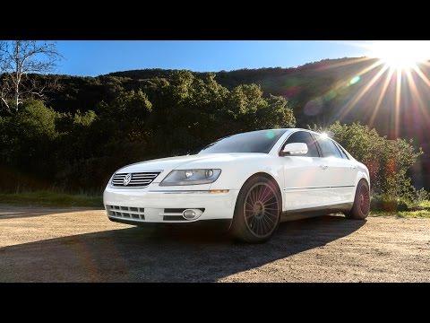 Modified VW Phaeton Review - The $20k Bentley?!