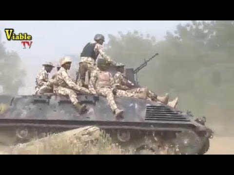 Amidst Fight Against Boko Haram, Troops Celebrate Christmas