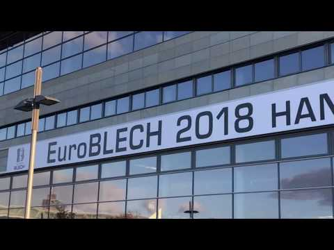 Messe Euroblech Tag 2 Hannover 2018