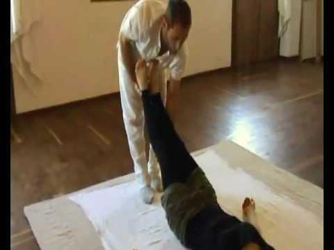 Ipertermia nellarticolazione del ginocchio