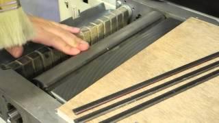 Tersa Messer wechseln - Changing Tersa knives