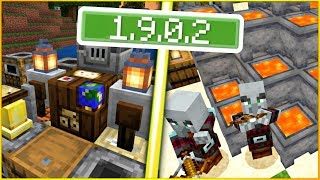 ВЫШЕЛ НОВЫЙ Minecraft PE 1.9.0.2 (Бета) - ДОБАВИЛИ 10 НОВЫХ БЛОКОВ + ЛАВУ В КОТЁЛ!