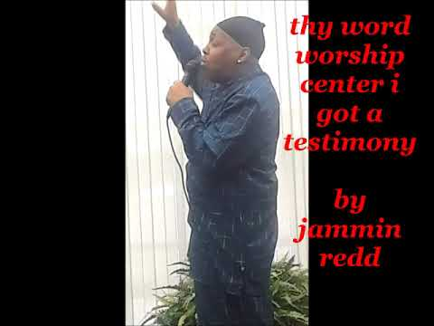 I GOT A  Testimony Of Faith  By Jumpin Jammin Redd