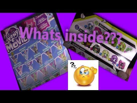 Blind Bags | My Little Pony & Monster High
