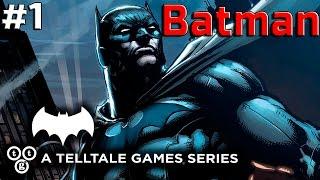 "Batman: The Telltale Series - Эпизод 1 ""Королевство Теней"" #1"