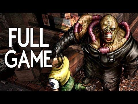 Resident Evil 3: Nemesis PC Longplay + HQ FMV'S Part 2 [HD