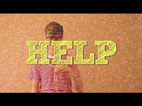 Simply Plimpton #8: HELP