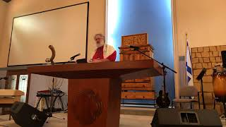"""Parsha Pinchas """"Are you going to put a pin in it; or drive a spear through it?"""""""