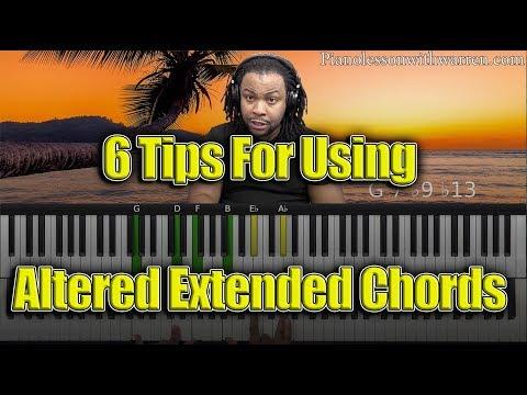 #94: 6 Tips For Improving Altered Extended Chords