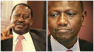 ODM leader Raila Odinga's allies takeout Deputy President William Ruto over handshake remarks