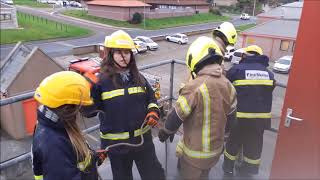 Fire Skills Training - Peterhead, Aberdeenshire