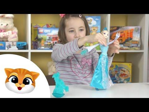 Zabawki dla dziewczyn - zestawy zabawek dla dzieci - Dziecko TV
