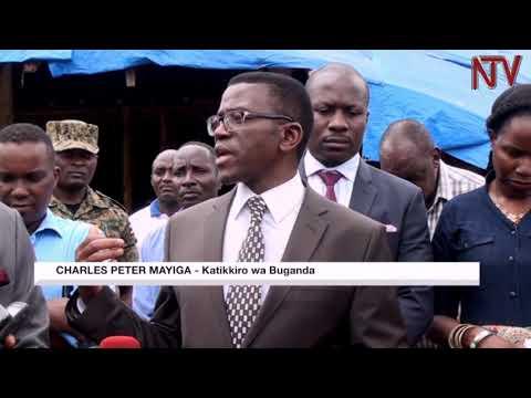 AMASIRO: Katikkiro Mayiga alambudde omulimu