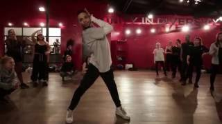 Ariana Grande (Aaliyah) Into you (One in a Million) Remix - | Cameron Lee Choreography