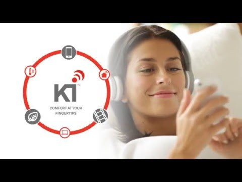 Ki Z-Wave smart thermostat for electric heating introduction