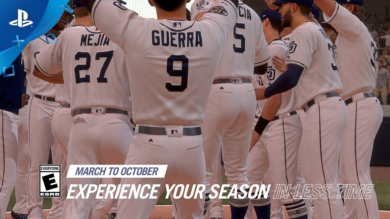 MLB The Show 19: March To October