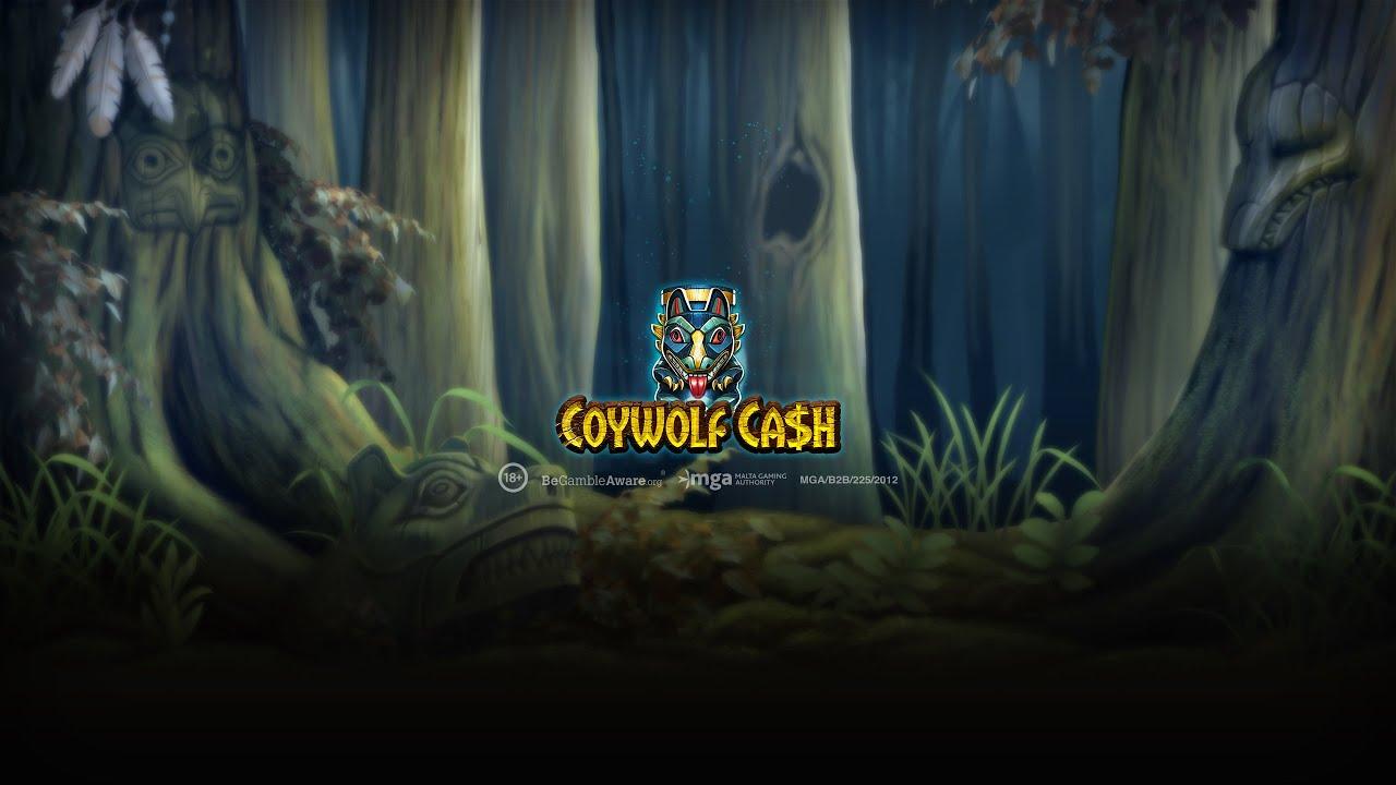 Coywolf Cash från Play'n GO