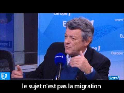 "Clandestins : Jean Louis Borloo évoque la ""submersion de l'Europe"" (Audio)"