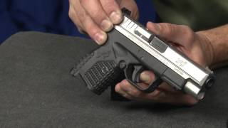 Manual Safety on a Self-Defense Handgun
