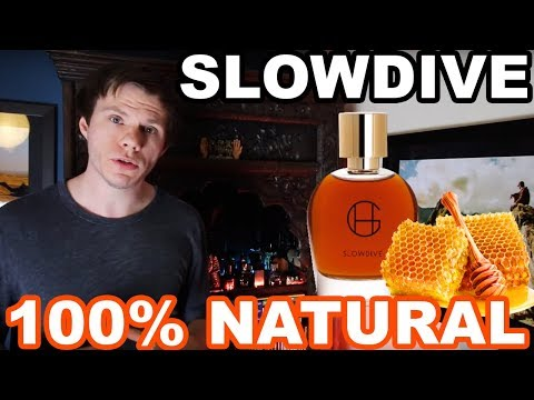 Hiram Green – Slowdive 100% Natural Fragrance Review