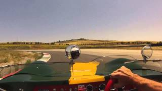 preview picture of video 'Lotus 23B Racalmuto Historic Time Attack 9Jun2013'