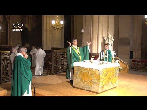 Messe du 31 janvier 2021 à Saint-Germain-l'Auxerrois