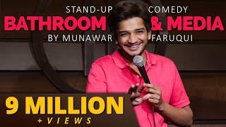 Death, Bathroom & Media | Stand Up Comedy | Munawar Faruqui | 2020