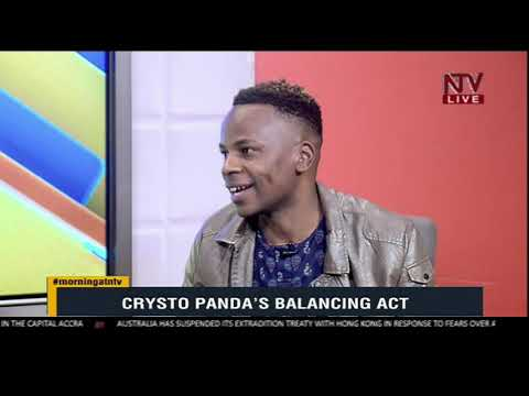 Crysto Panda's balancing act | MORNING AT NTV