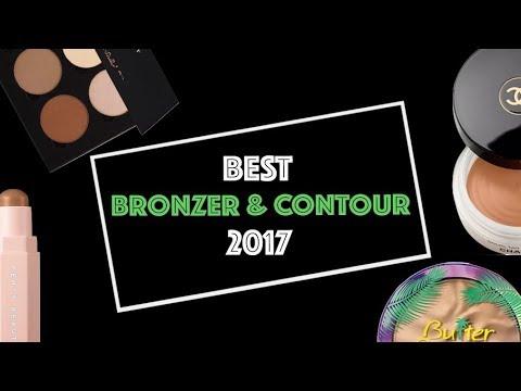 BEST BRONZER & CONTOUR 2017 | FATYABIYA