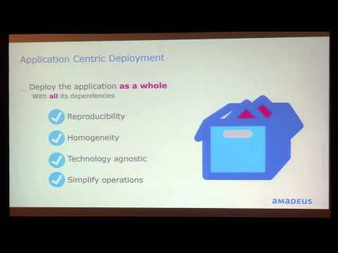 Amadeus uses next-generation containerized application platform with OpenShift