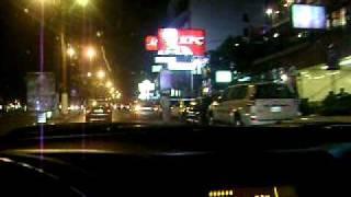 preview picture of video 'شارع الجامعة  اربد  الاردن Irbid Jordan'