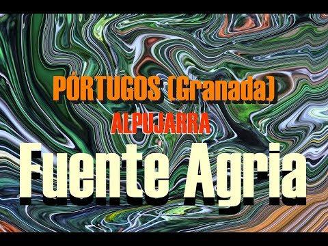 Fuente Agria de Pórtugos (Granada)