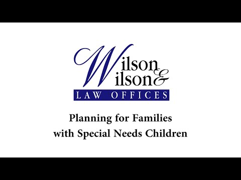 Video Center - Planning for Families