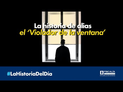 La historia de alias el 'Violador de la ventana'