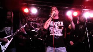 DRENCHED IN BLOOD - Missing Link (26.12.2015 Berlin, Blackland)