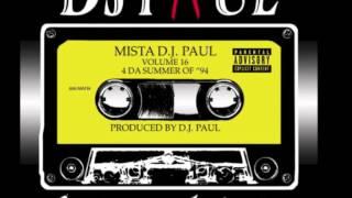 DJ Paul - I Can't Get Shit (REMASTERED) (Bonus Track) - 17 - Volume 16: The Original Masters