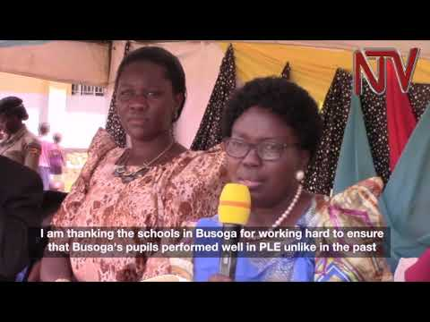 Kadaga applauds Busoga's performance in PLE