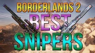 Borderlands 2: The Best Sniper Rifles