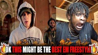 Eminem's Greatest Freestyle EVER!? | Eminem - Shady XV Cypher Freestyle (REACTION!)