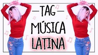 TAG de MÚSICA LATINA - Bailando Yumi!  | Kika Nieto