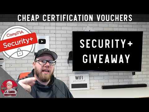 #ad #sponsored Cheap I.T. Certification Vouchers + CompTIA ...