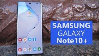 Смартфон Samsung Galaxy Note 10 Plus SM-N9750 12/256GB Black от компании Cthp - видео 1