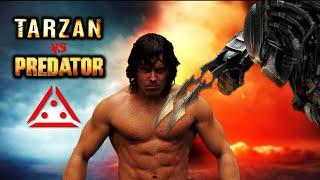 TARZAN vs PREDATOR 2014