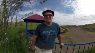 Природный родник. Актюбинская область. Видео 360 градусов.