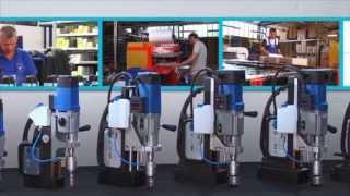 BDS Maschinen Firmenvideo | Kernbohrer | Magnet-Kernbohrmaschinen | Kantenbearbeitungsmaschinen