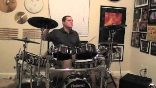 Devo - Satisfaction (I can't get no) - Drum Cover