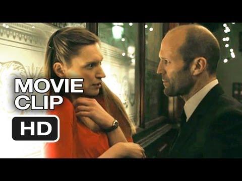 Redemption Movie CLIP - Crazy Patch (2013) - Jason Statham Movie HD