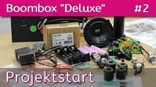 Die beste Boombox mit Lichtorgel! Welches Material brauche ich? #2