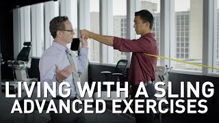 Advanced Strengthening Exercises After Shoulder Surgery | Martin Kelley, DPT of Penn Rehab